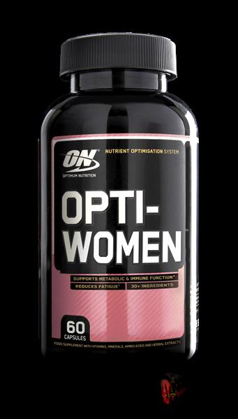 b3f278f96 Optimum Nutrition Opti-Women Caps (EU)