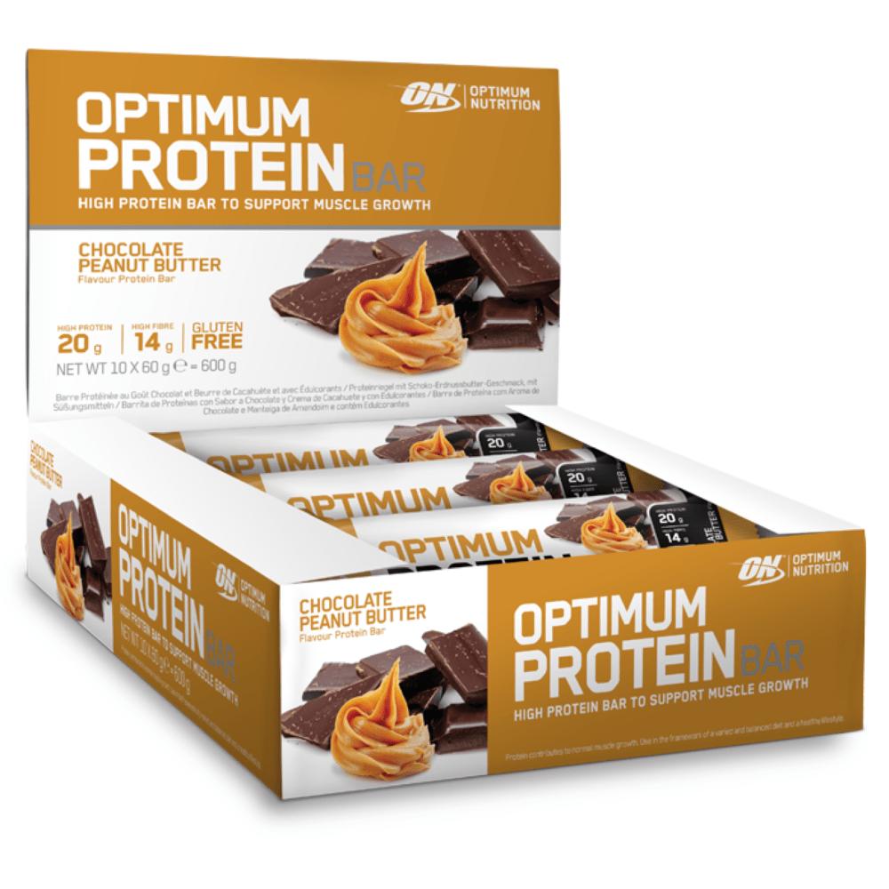 Optimum Protein Bar (Box)   Optimum Nutrition