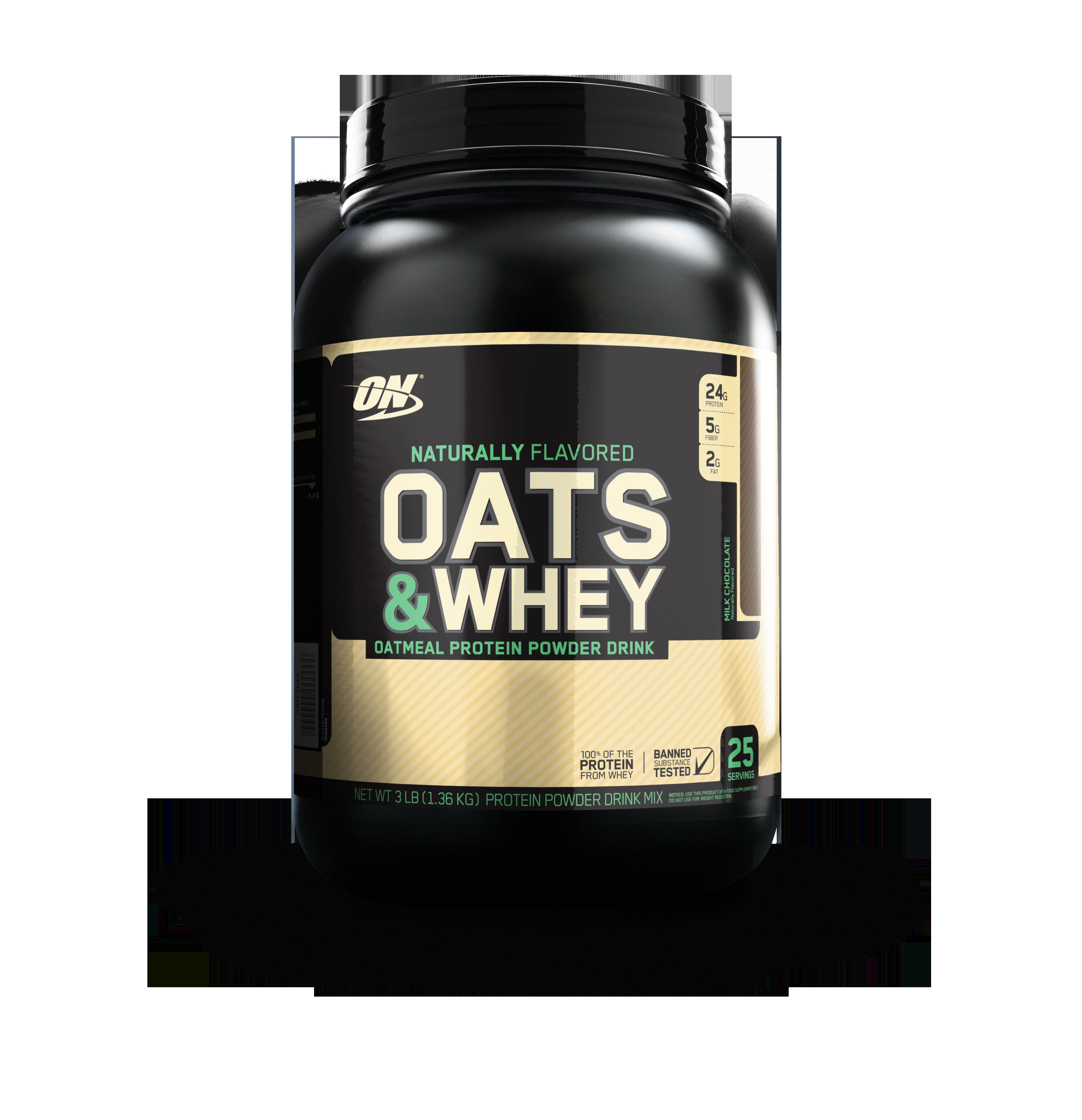 Optimum Nutrition Natural Oats & Whey 1.36Kg