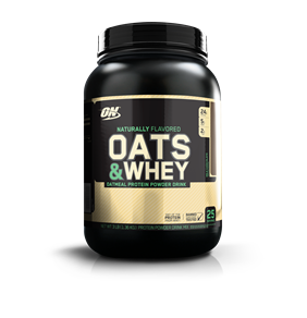 Optimum Nutrition Natural Oats & Whey 1.36Kg