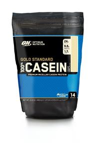 Optimum Nutrition Gold Standard 100% Casein Travel Pack 450g