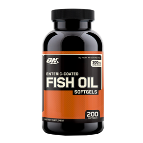 Enteric Coated Fish Oil 200 Softgels