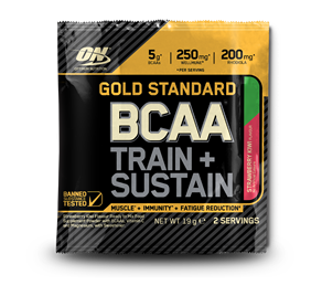 Optimum Nutrition Gold Standard BCAA Sachets
