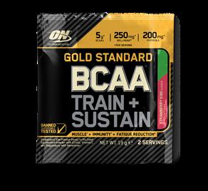 Gold Standard BCAA Sachets
