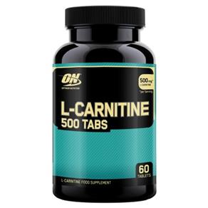 Optimum Nutrition L-Carnitine 500mg 60tabs
