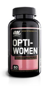 Optimum Nutrition Opti-Women Caps (EU)