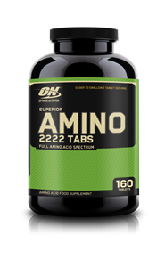 Superior Amino 2222 Tablets