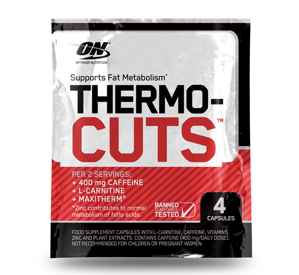 Optimum Nutrition Thermo-Cuts Sachets