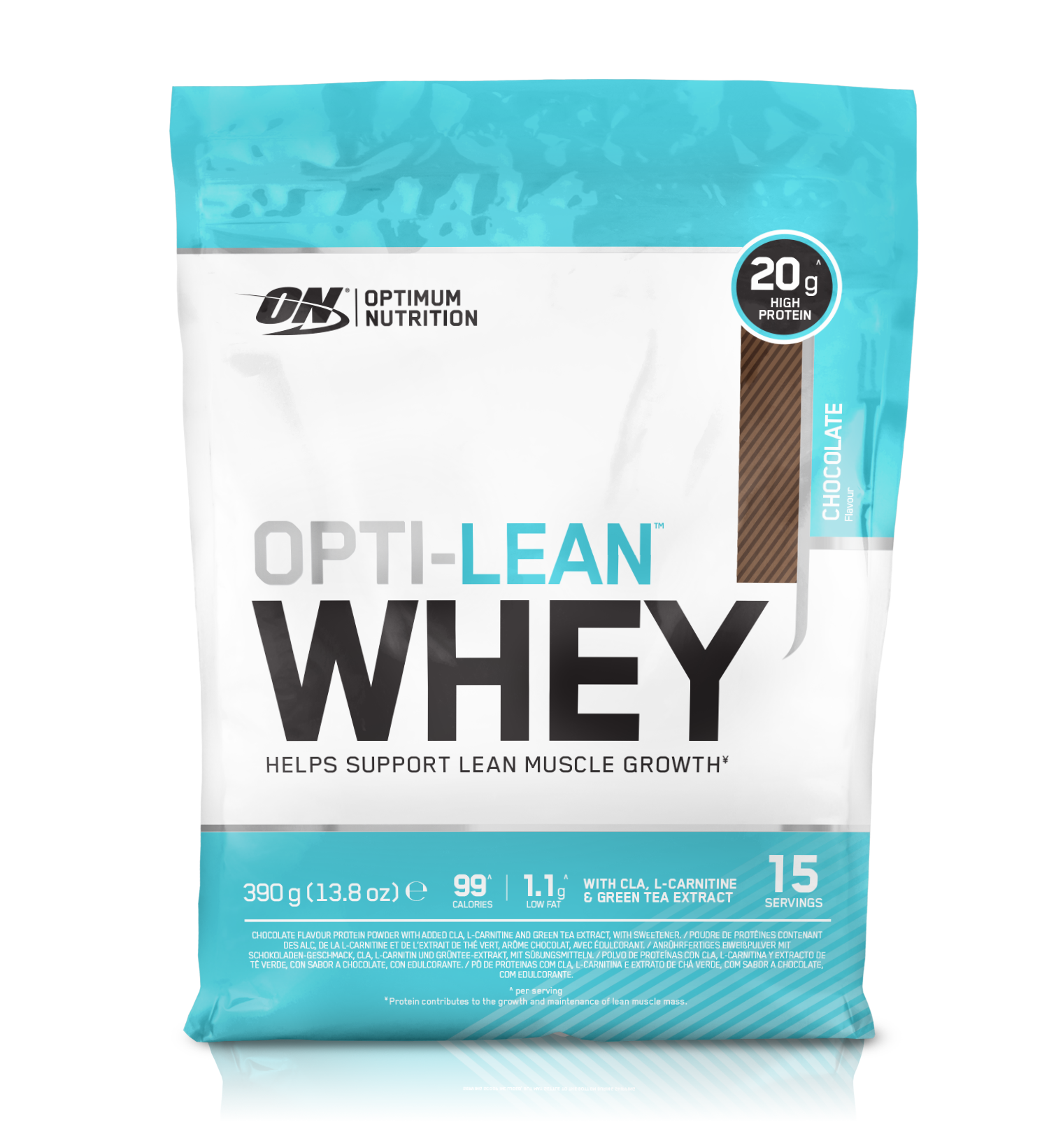 Optimum Nutrition Opti-Lean Whey 390g