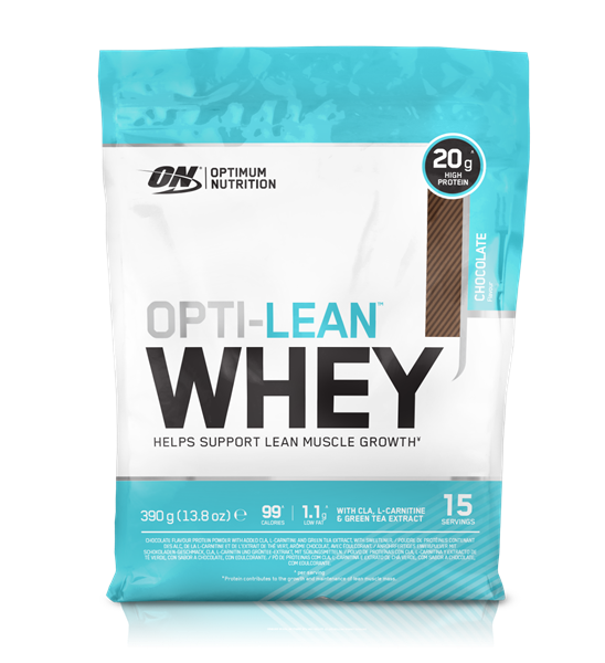 Optimum Nutrition Opti-Lean Whey 390g