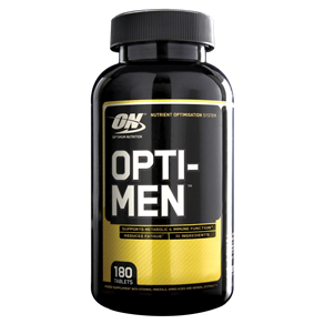Optimum Nutrition Opti-Men (GB) 180Tablets