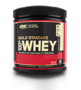 Optimum Nutrition Gold Standard 100% Whey 176g