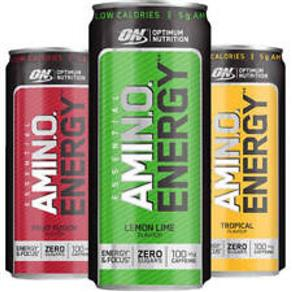 Amino Energy RTD 330ml Can