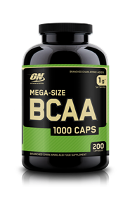 Optimum Nutrition BCAA 1000(200 Caps)