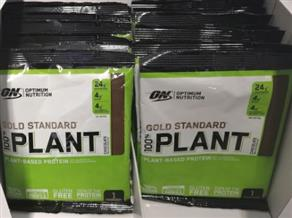 Optimum Nutrition Gold Standard 100% Plant-Based Protein Sachets