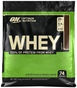 Optimum Nutrition 100% Whey Pouch 2kg