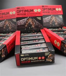 Optimum Nutrition Optimum Protein Bars (10 bars) OCTOBER`20