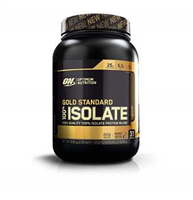 Optimum Nutrition Gold Standard 100% Isolate 930g