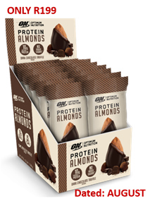 ON Protein Almonds (43g packs x 12)