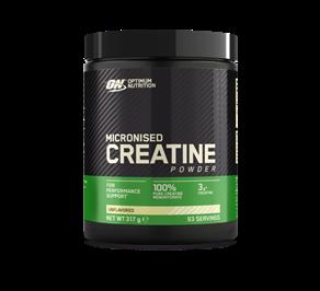 Optimum Nutrition Creatine Micronised Powder